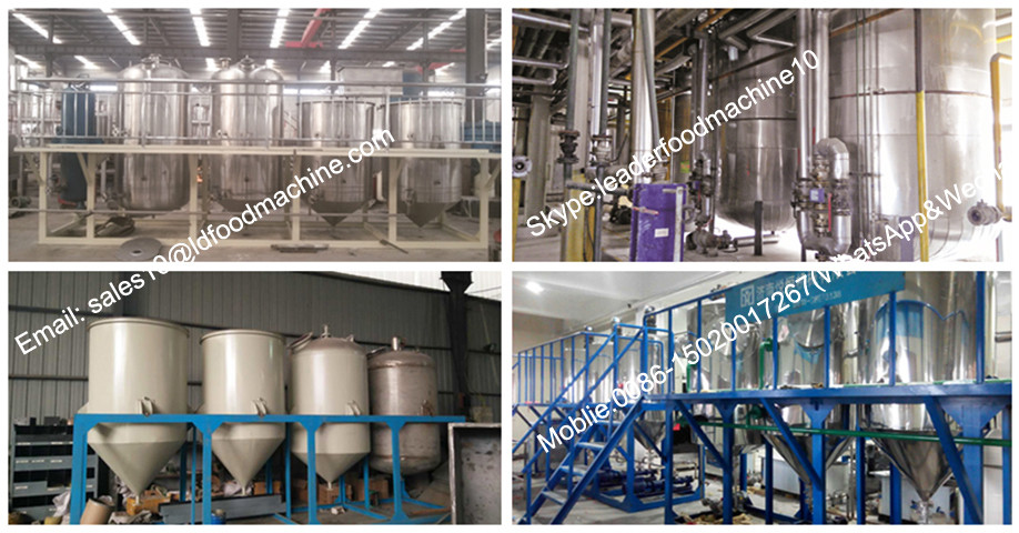 Corn Oil Producing Machine Plant Corn Oil Refinery Equipment Manufacturers