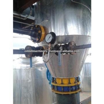Hot sale crude sunflower oil refinery plants made in india