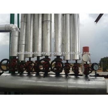 Reliable supplier edible oil refining equipment plant