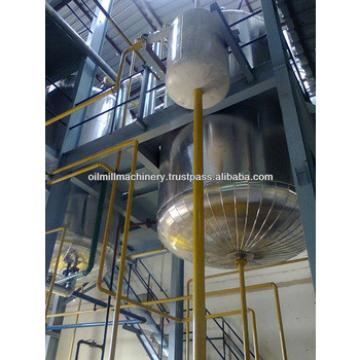 HIGH QUALITY EDIBLE OIL REFINERY