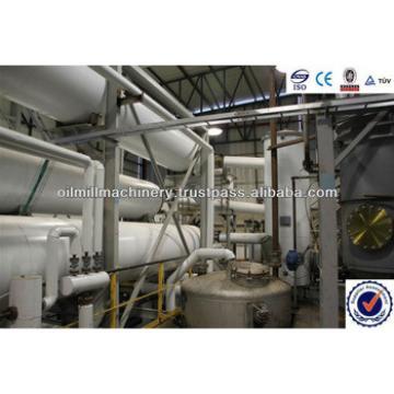 2-600TPD small scale edible oil refinery equipment machine