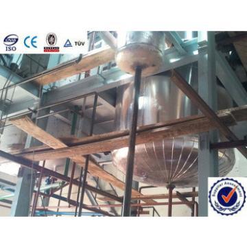 Professional manufacturer soybean oil refining machine