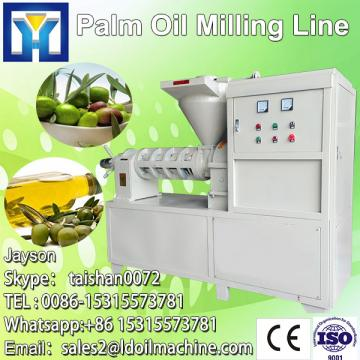 Full automatic crude oil refining plant flexseed oil refining with low consumption