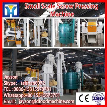 Hemp seed oil press machine