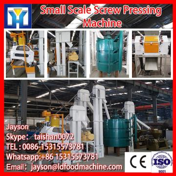 High efficiency soybean oil extruder machine