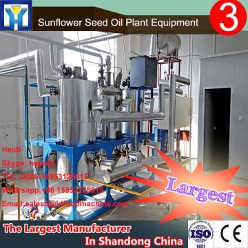Refined canola oil making machine