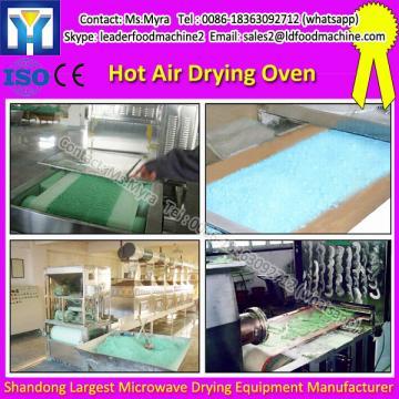 High Speed Vegetable Peanut Potato Hot Air Dryer Machine