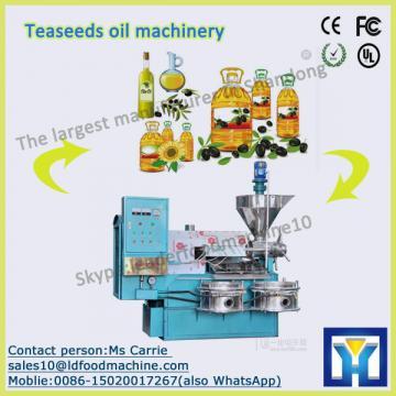 China sunflower oil refining machine