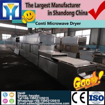 onion powder microwave drying machine