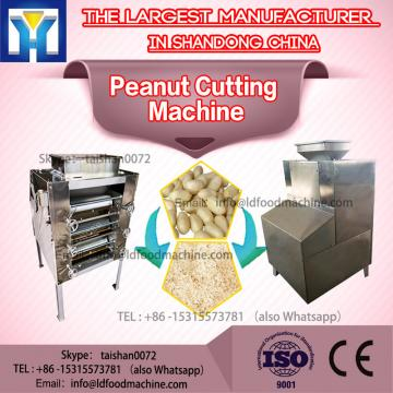 1.5kw Full Automatic Walnut Kernel Piece Cutter Thickness Adjustable