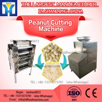 Nut Flakes Cutting Peanut LDicing machinery Almonds Cuting machinery