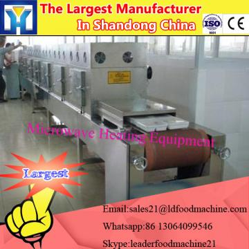 Smart energy saving strawberry processing machine of heat pump dryer