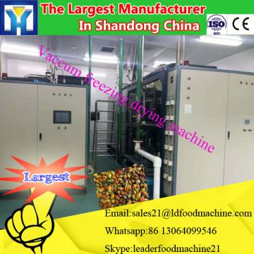Hot selling machine grade complete crispy fruit / vegetable chips production line