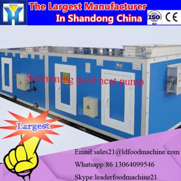 Adopt touch screen controllers clothes leather textile drying machine