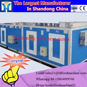 hot sale net-belt freezer quick freezing refrigeration system
