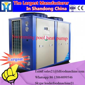 EVI suitable for low temperature pond heater heating pumps