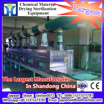 tunnel type microwave Medical gloves LD and sterilizer machine