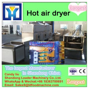 Hot air small fruits drying machine/ batch type fruits drying machine