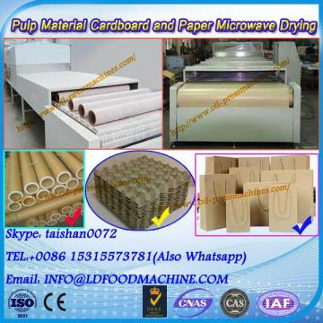 Fully antomatic continuous plup egg tray drying/microwave egg tray dryer machine