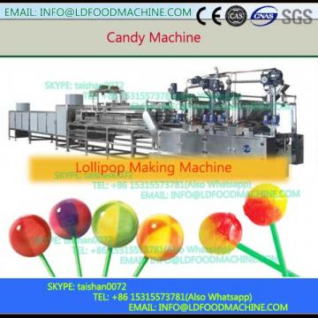 Popular Small Capacity Hard Lollipop candy make machinery Production Line