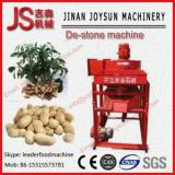 Auto Feeding Millet Destone Machine / Millet Cleaning Machine 6KW