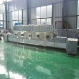 60kw large capacity sunflower seeds microwave roasting equipment