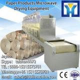Oil free potato chips producer big size microwave equipment