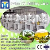 Perfect oil quality moringa oil refining machine