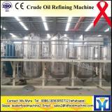 20 Tonnes Per Day Castor Seed Crushing Oil Expeller
