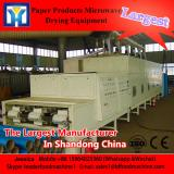 Continuous microwave for cassia seed dryer/cassia seed drying machine