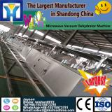 Microwave Vacuum vacuum banana plantain chips dryer /vacuum microwave banana chips drying machine