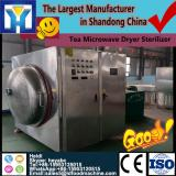Industrial save enerLD microwave honeysuckle tea dryer and dehydrator machine with CE certification