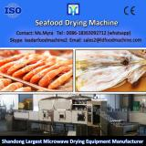 Hot microwave Sale High Quality Beef jerky Microwave Tunnel Dryer