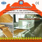 Hot sale fast food tunnel type microwave heater and sterilizer/food process machine