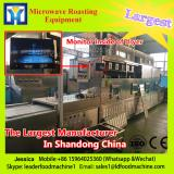 factory supply microwave batch dryer for stevia rebaudiana sterilization
