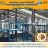 20t/d sesame crude oil refining machine