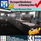 Customized 80w industrial conti microwave belt dryer for accelerant