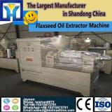 Continuous belt tea dryer sterilizer/industrial tea microwave oven with high quality