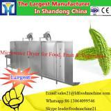 Licorice microwave drying sterilization equipment