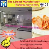 Razor microwave drying equipment