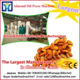 almond Good effect corn flake making machine