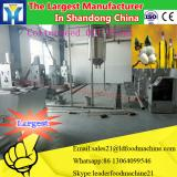 Continuous processing Camelina sativa oil producing factory