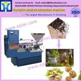 Semi-continuous vegetable seeds mini oil refinery
