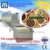 Microwave roasting oven/industrial conveyor belt cashew roaster machine