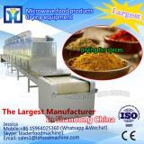 Corn flour microwave drying sterilization equipment