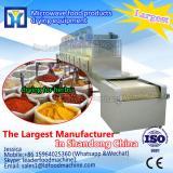 Chrysanthemum petals microwave dryer making machine