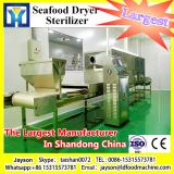 CE Microwave approved high efficiency Banana Flake Microwave Drying machine
