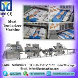 chicken meat nuggets flour powder coating machinery