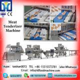 LD meat tumbling machinery