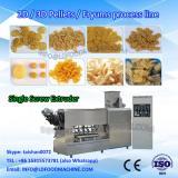 2D 3D Snack Pellet Food Extruder Pani Pauri Fryums make machinery